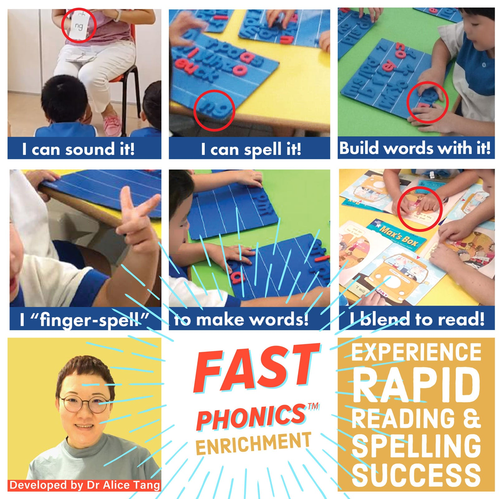 FAST Phonics Enrichment for Schools