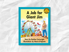A Job for Giant Jim COVER