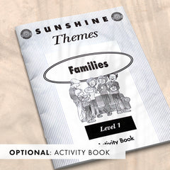 Sunshine Stories about Family (Level 1) Value Pack