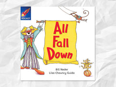 Cover of All Fall Down (Rigby Rocket)