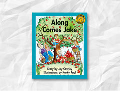 Along Comes Jake COVER