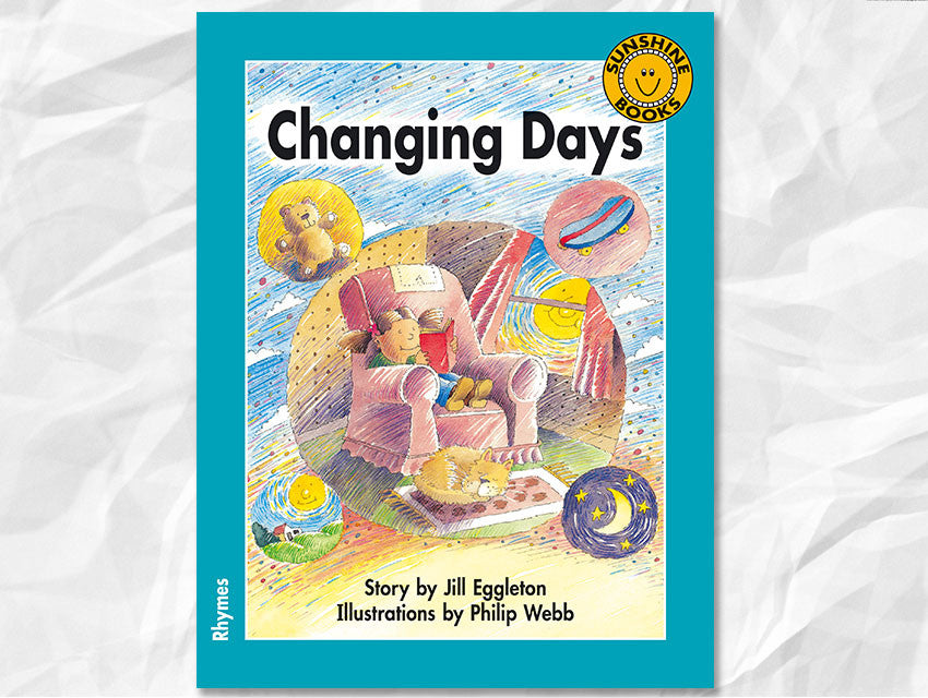 Changing Days COVER