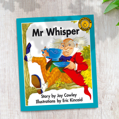 Mr Whisper by Joy Cowley