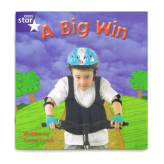 A Big Win. Rigby Star Phonics