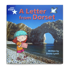 A Letter from Dorset. Rigby Star Phonics