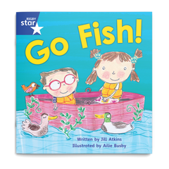 Go Fish! Rigby Star Phonics
