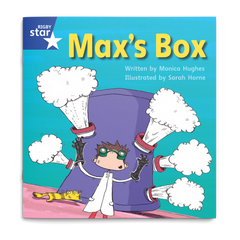 Max's Box. Rigby Star Phonics