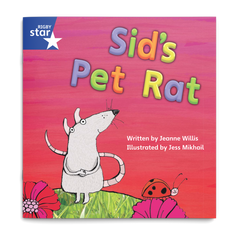 Sid's Pet Rat. Rigby Star Phonics
