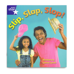 Slip, Slap, Slop. Rigby Star Phonics