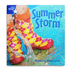 Summer Storm. Rigby Star Phonics