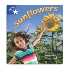 Sunflowers. Rigby Star Phonics
