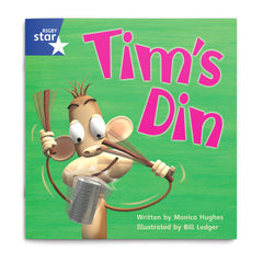 Tim's Din. Rigby Star Phonics