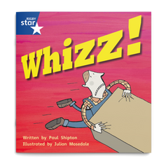 Whizz! Rigby Star Phonics