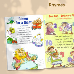Rhyme, Song & Play (Value Pack)