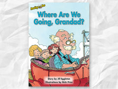 Where Are You Going, Grandad?