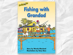 Fishing with Grandad