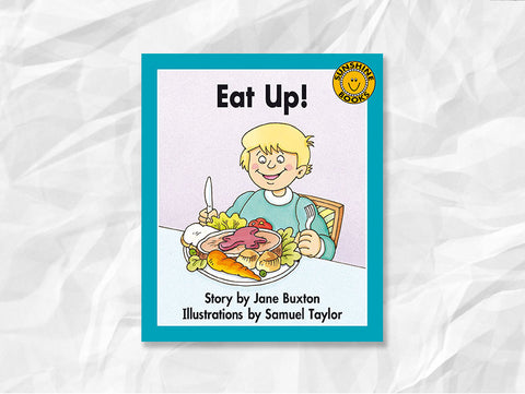 Eat Up! By Jane Buxton