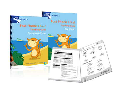 Fast Phonics First (Software & Teacher's Guides)