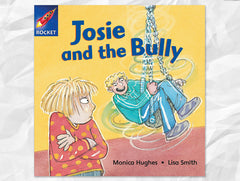 Cover of Josie and the Bully (Rigby Rocket)