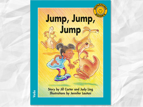 Jump, Jump, Jump (Focus on Verbs)