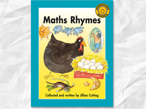 Maths Rhymes collected and written by Jillian Cutting
