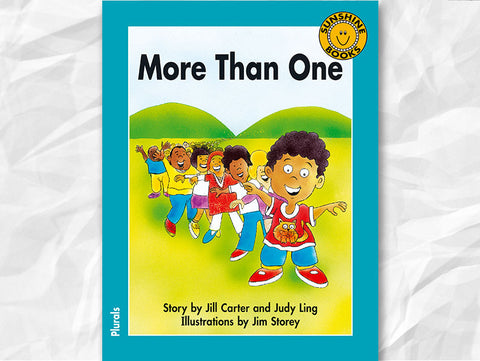 More Than One (Focus on Plurals)
