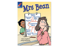 Cover of Mrs Bean (Rigby Rocket)