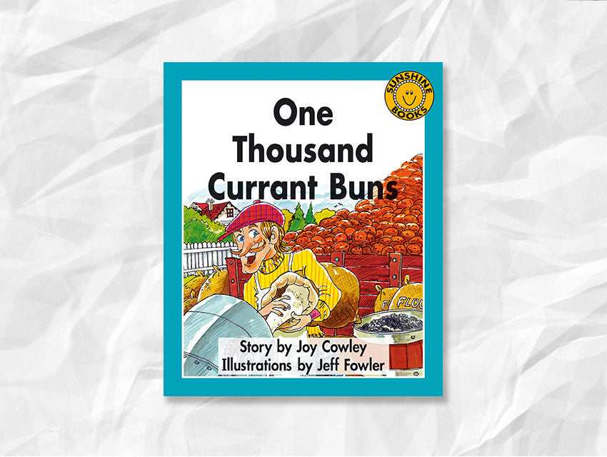 One Thousand Currant Buns COVER