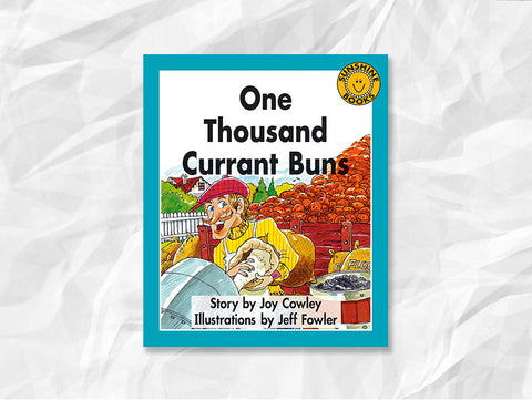 One Thousand Currant Buns by Joy Cowley