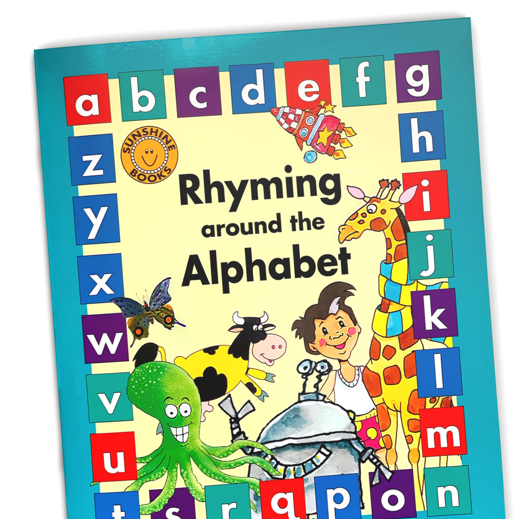 Rhyming Around the Alphabet (Big Book)