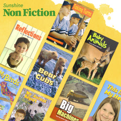 Sunshine Non-fiction (Set of 8 Books) Value Pack