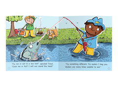 The Trout Fishing Song, Rigby Star Phonics (Sample)