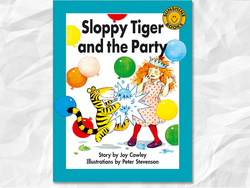 Sloppy Tiger and the Party COVER