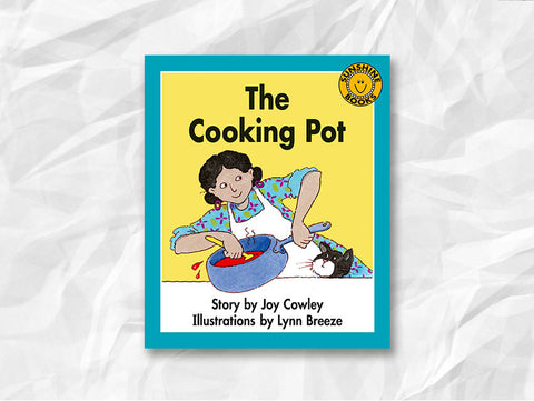 The Cooking Pot by Joy Cowley