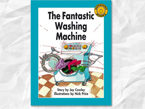 The Fantastic Washing Machine by Joy Cowley