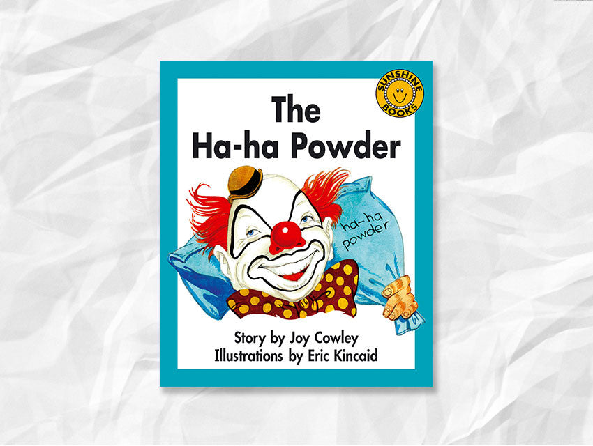 The Ha-ha Powder COVER