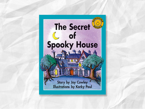 The Secret of Spooky House by Joy Cowley