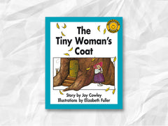 The Tiny Woman's Coat COVER