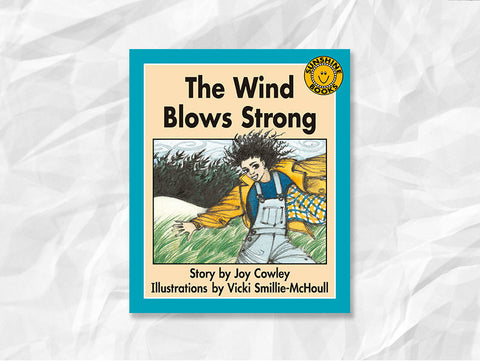 The Wind Blows Strong by Joy Cowley