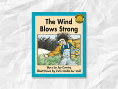The Wind Blows Strong Cover