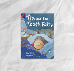 Cover of Tim and the Tooth Fairy (Rigby Rocket)