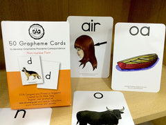 Grapheme Cards