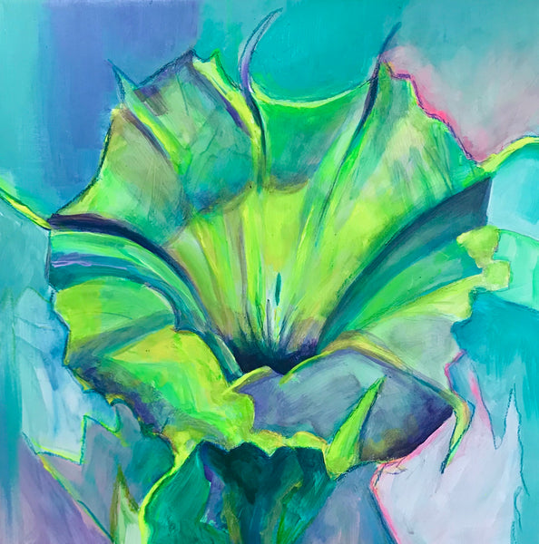 Datura Abstract, 12
