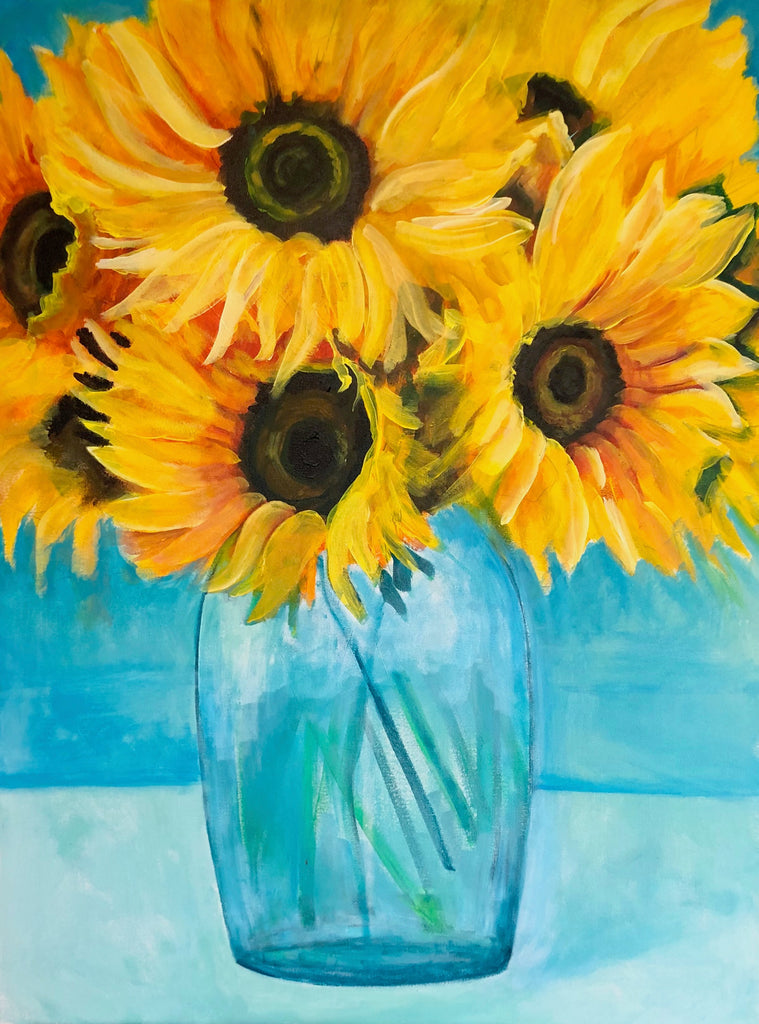 Sunflowers II, 30