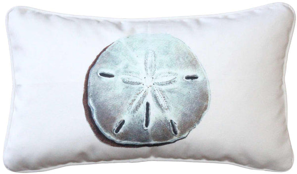 Ponte Vedra Sand Dollar on White