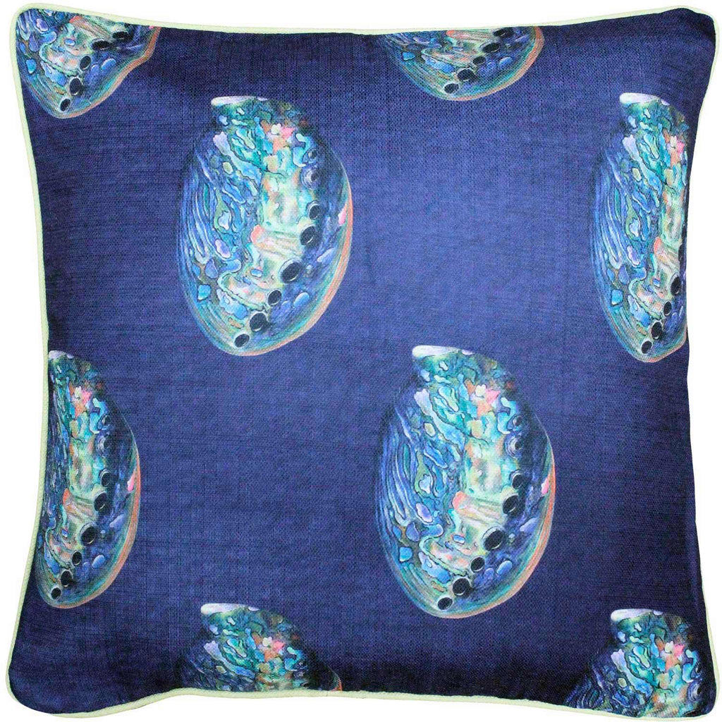 Shoal Cape Abalone Large Scale Print Pillow