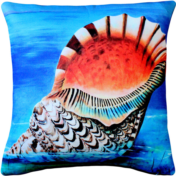 Maui Great Triton Pillow