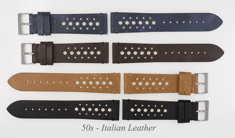 rally watch strap Gussitaly