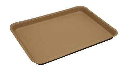 18 x 13 Kraft Disposable Tray (100/cs)
