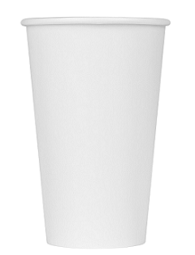 Cups - White Single Wall